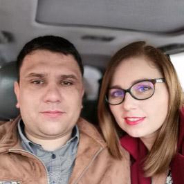 Mr et Mme GUDUMAC